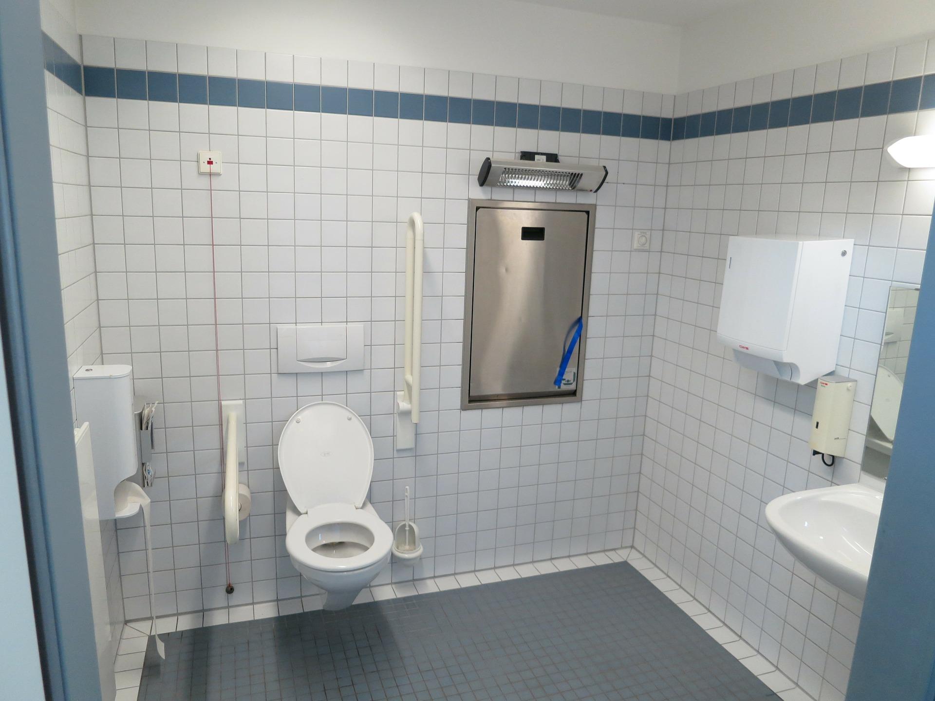 problème de WC