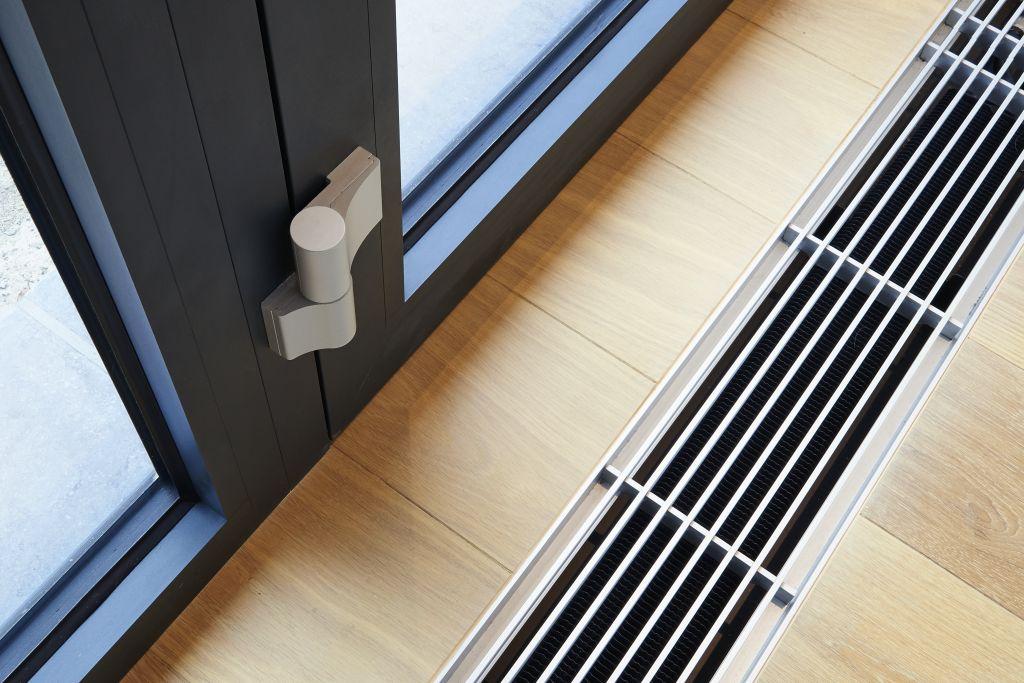 ventilation au sol maison