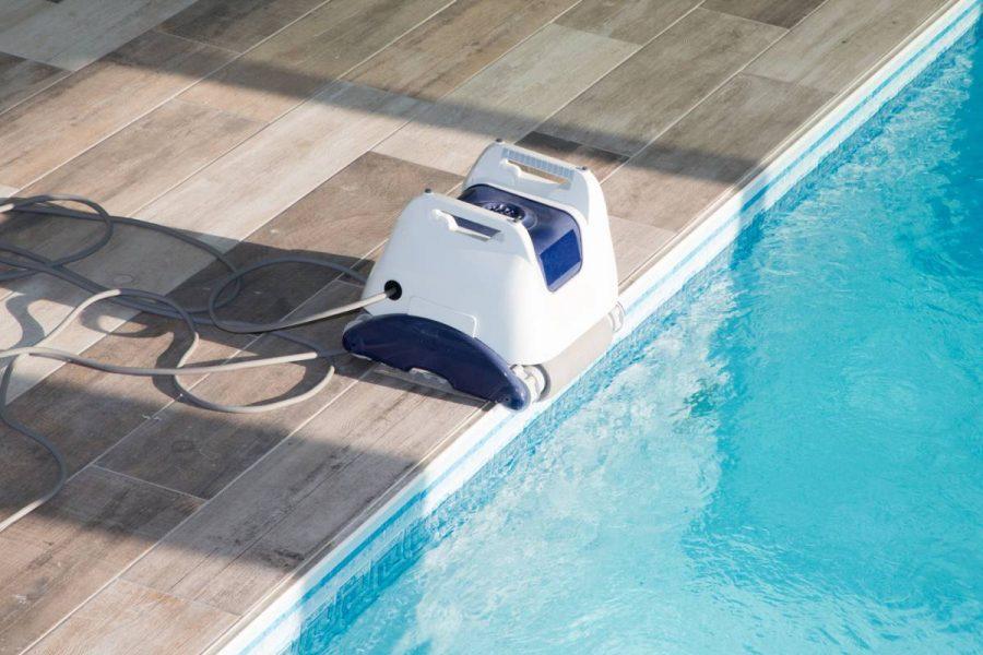 Robot de piscine : à quoi servent les différents filtres ?